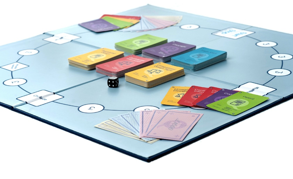 IP Quest - the board game